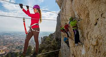 Guides Via Ferrata